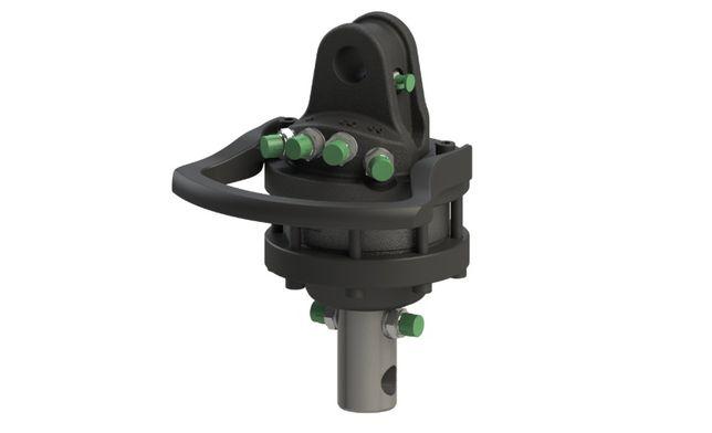 Rotator / Rotator hydrauliczny / obrotnica / ładowacz / trol / cyklop