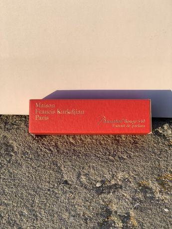 Baccarat Rouge 540 Extrait de parfum Maison Francis Kurkdjian Оригинал