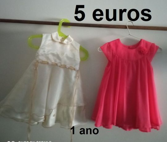 Vestidos menina 3 aos 8 anos
