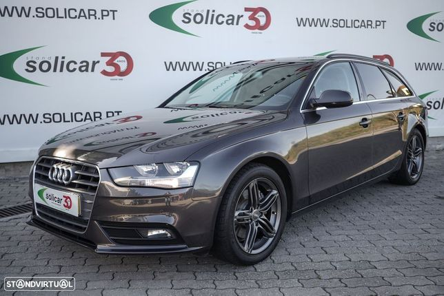 Audi A4 Avant 2.0 Tdi  (136 CV)