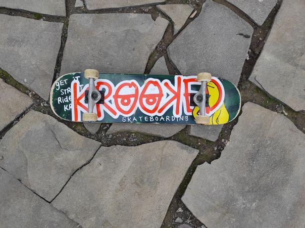 Скейтборд Crooked