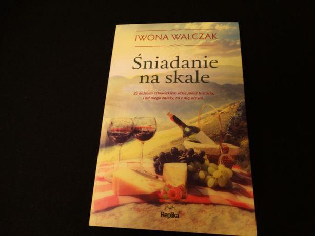 """""""Śniadanie na skale"""" Iwona Walczak"""