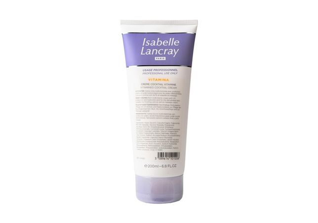 ISABELLE LANCRAY Vitamina - Vitamined Cream 200ml gabinetowy wyprzedaż