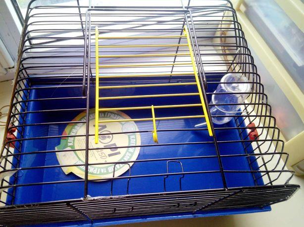 Продам клетку для мелких грызунов.