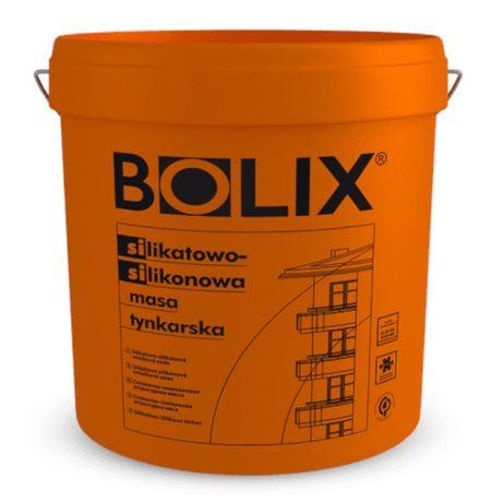 Tynk Silikonowo-Silikatowy Bolix SI-SIT 1,5 KA 30Kg