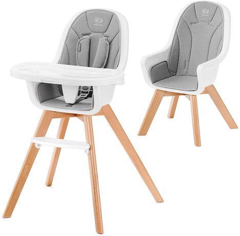 Cadeira da papa 2 em 1 Kinderkraft Tixi