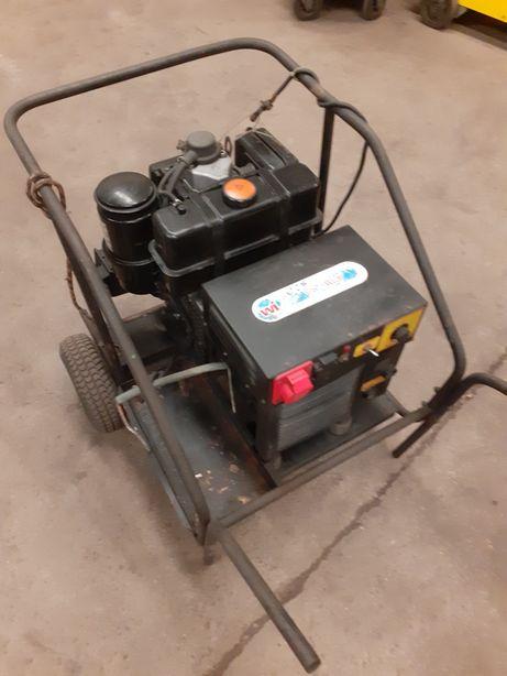 Gerador Moto soldador a diesel com motor lombardim N.028 + i.v.a.