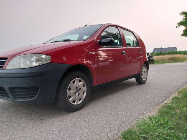 Fiat Punto II 1.2 Benzyna, 5 drzwi, nowe progi
