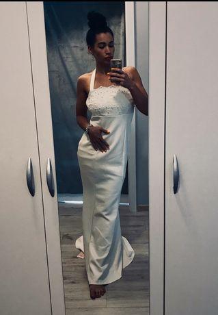 Sukienka maxi L, nowa ślub, wesele, poprawiny