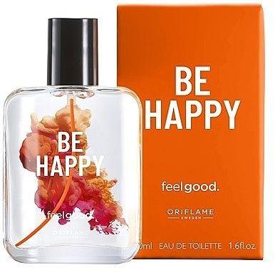 be happy feel good feelgoos behappy oriflame туалетная вода Орифлэйм