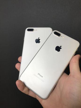 IPhone 7 plus 128GB Silver Neverlock оригинал айфон 7 плюс сильвер