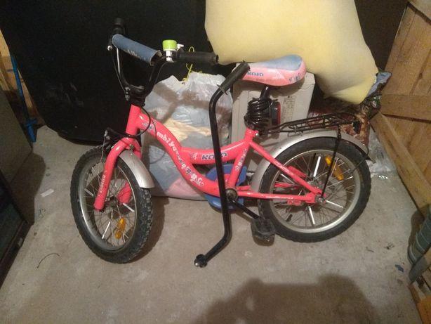 Sprzedam rowerek dziecięcy 16 calowe koła