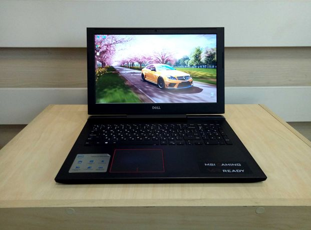 Стальной монстр! Игровой ноутбук Dell Gaming i7-7700HQ+ GTX 1050Ti 4ГБ