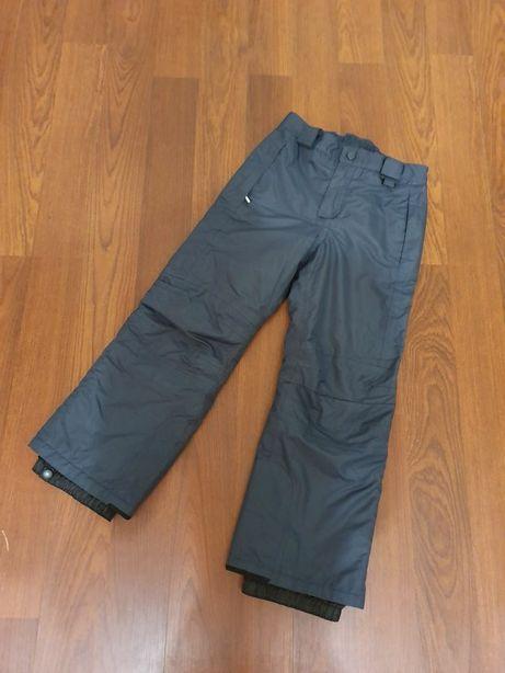 6-7 лет(122-128 см) crivit зимние термо штаны, комбенизон/lenne reima