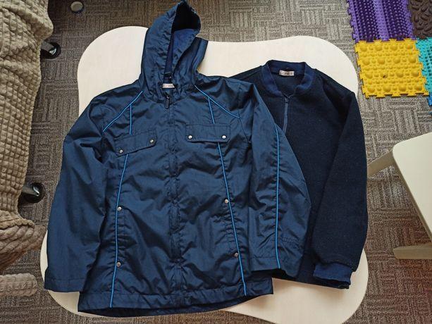 Куртка 2 в 1 деми