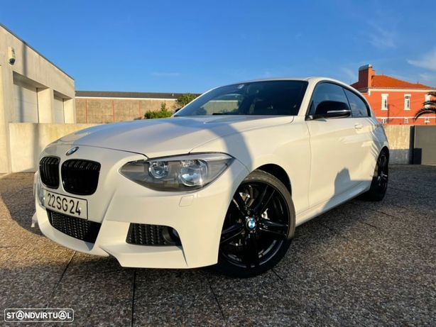 BMW 114 114d pack m