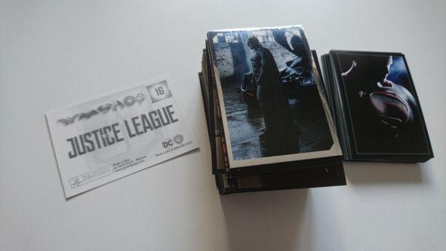 Naklejki do albumu Panini Justice League Liga Sprawiedliwości