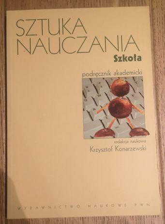 Sztuka nauczania Szkoła Krzysztof Konarzewski