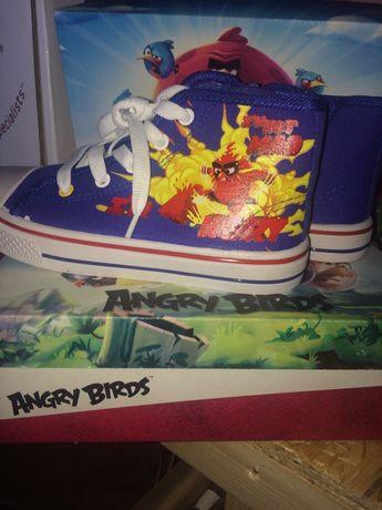 Wysokie trampki Angry Birds