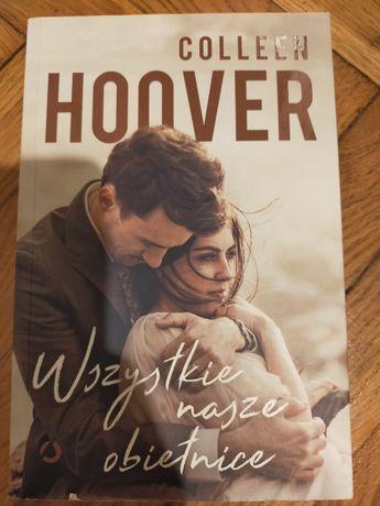 """Colleen Hoover """"Wszystkie nasze obietnice"""""""