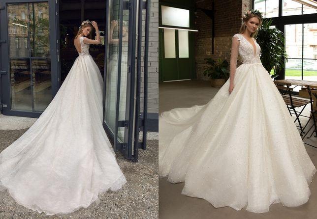 Весільна сукня / Весільне плаття Tiana, Eva Lendel , салон Crystal