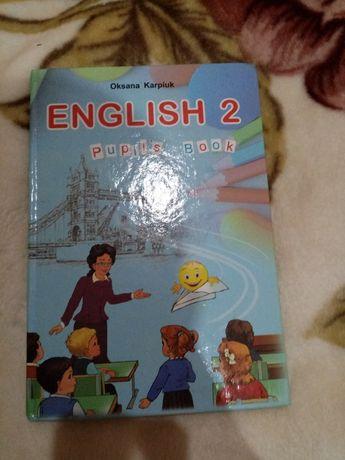 Продайу англійську мову 2 клас