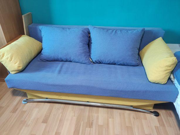Kanapa łóżko sofa funkcja spania