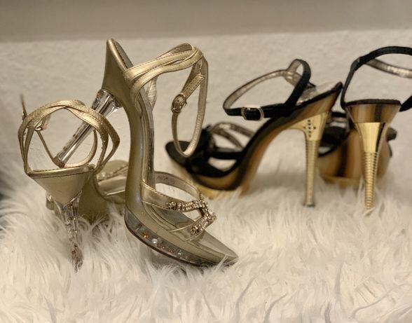Sexi szpilki buty Na Stlwestra i Święta,na imprezy*36, Lux