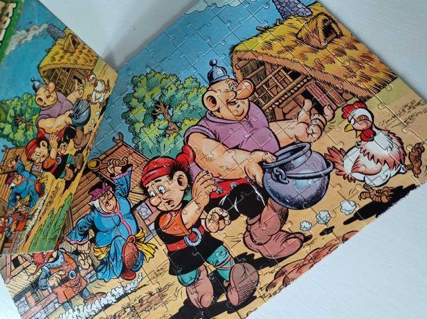 Puzzle Kajko i Kokosz Trefl