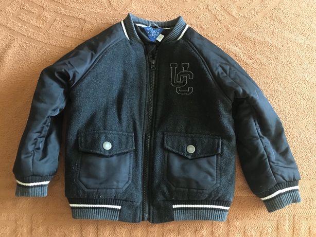Демисезонная курточка chicco 104 р.