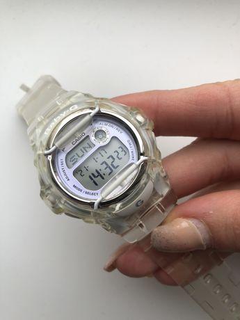 Casio G-Shock прозрачные,унисекс,оригинал,торг наложка