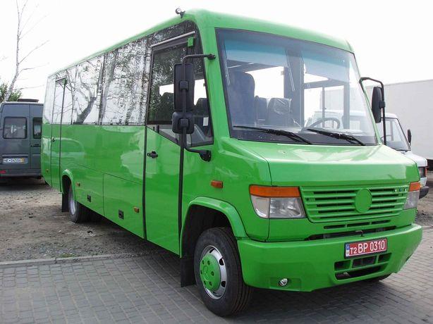 міжміський автобус Mercedes-Benz Vario ТУР А407 междугородний