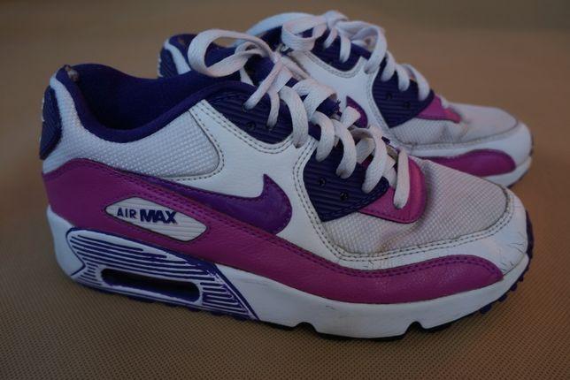 Nike Air Max buty sportowe dziewczęce- 36,5
