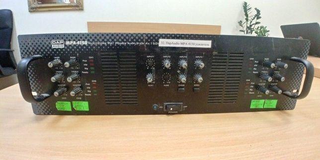 Усилитель мощности DAP MPA-4150