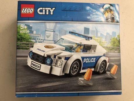 Лего сити 60239 LEGO City машинка полицейский автомобиль