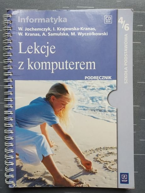 Lekcje z komputerem WSiP 4/6 podręcznik