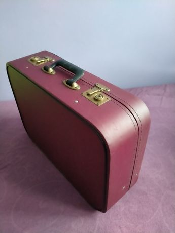 Neseser walizka podróżna PRL