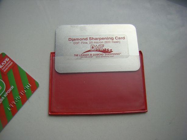 """Алмазный Точильный Камнь Dia-Sharp® DMT 3"""" D3F"""