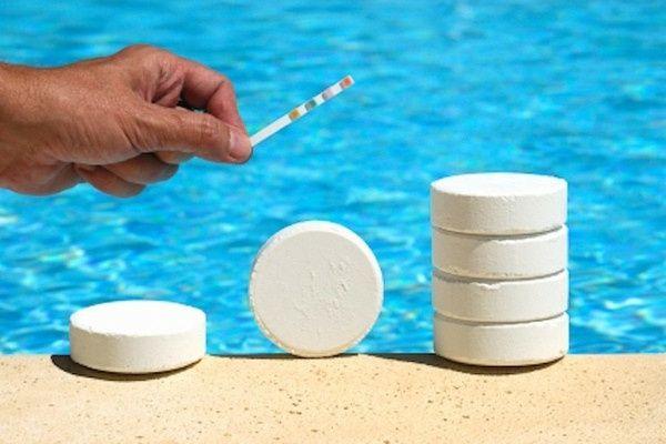 Таблетки для бассейна