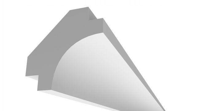 Gzymsy Sufitowe Oświetleniowe Seria 2L - Listwy Oświetleniowe Led XPS