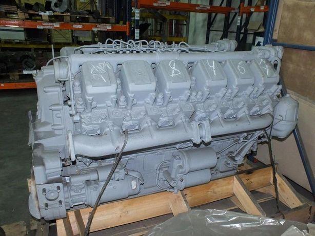 Двигатель ЯМЗ 240 М2 дизель мощность 360 л. с.