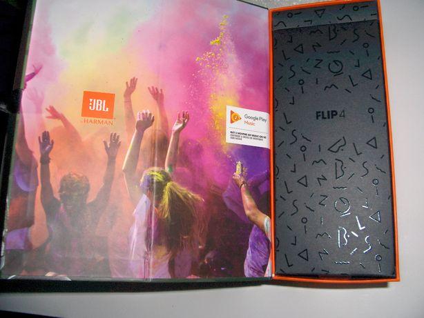 JBL FLIP 4 pudełko Nowe