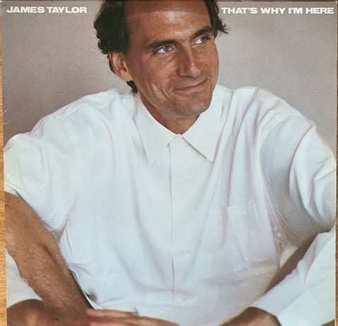 James Taylor - That's Why I'm Here (album vinil)