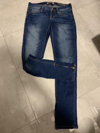Guess spodnie jeansowe 25 skinny