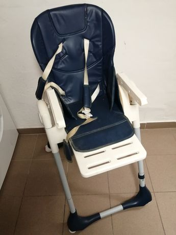 Krzesełko do karmienia Moolino krzesło fotel fotelik