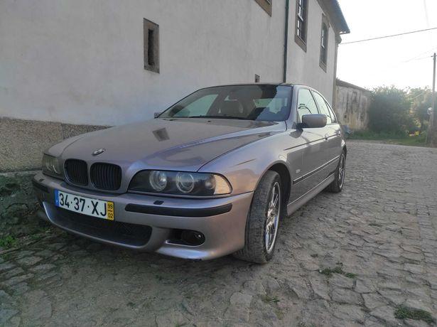 BMW E39 530D Manual