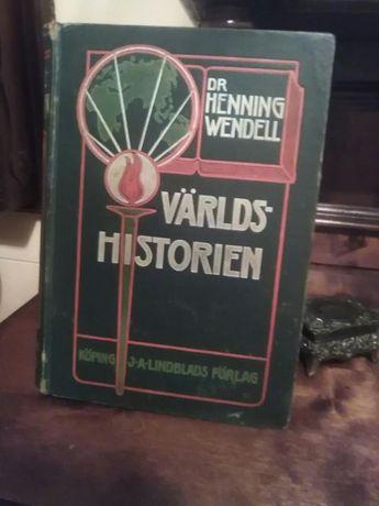 Världshistorien książki
