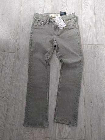 Spodnie jeansowe H&M 110 i gratis bluza