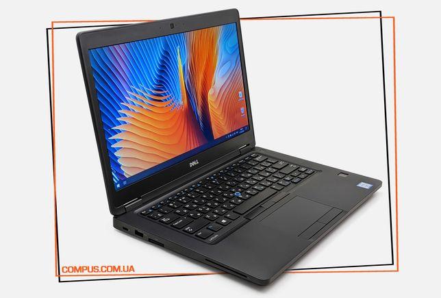 Топовый Dell 5480 FullHD IPS CORE i7-7820HQ SSD Nvidia 930MX Гарантия!