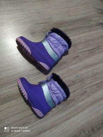 Сапоги сапожки для девочки